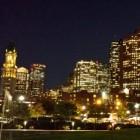 Bezoek aan Boston aan de oostkust van de Verenigde Staten