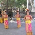 Bali is tropisch en heeft resorts, cultuur en rijstvelden