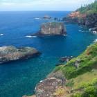 Norfolk Island - Cook, Bounty, gevangenis en gerygone