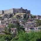 Lesbos of Lesvos in de Egeïsche Zee