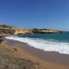 De stranden van Rhodos