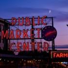 Pike Place Market: de publieke markt van Seattle