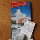 Erlebniscard: goedkoper reizen in de Zwitserse Alpen