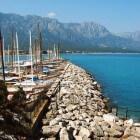 Leuke badplaatsen aan de Turkse Rivièra