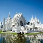 De Witte Tempel, Chiang Rai, Thailand