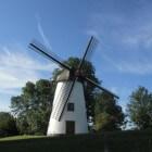 Wandeling van de molen, recreatie in Waalse dorp Opprebais