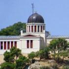 De telescopen van het Nationaal Observatorium van Athene