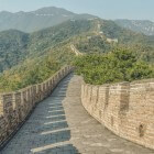 Chinese muur, het langste bouwerk ter wereld
