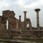 De oude Romeinse stad Volubilis