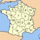 Frankrijk: de regio's