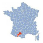 Tarn-et-Garonne: de bestuurlijke indeling