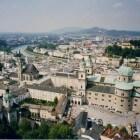Salzburg, de geboortestad van Mozart