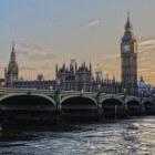 Palace of Westminster en de Big Ben