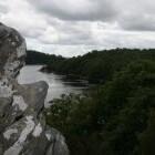 Bretagne: Lac de Guerlédan en Mûr-de-Bretagne