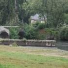 Bretagne: Abbaye de Bon Repos en het Kanaal Nantes-Brest