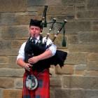 Schotland, het land van de doedelzak