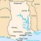 Ghana, een West-Afrikaans land
