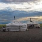 """Mongolië, land van de """"Eeuwige blauwe lucht"""""""