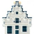 KLM Huisjes van Delfts blauw en Sterke Verhalen