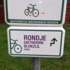 Rondje Giethoorn Blokzijl: fietsroute