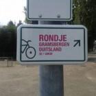 Rondje Gramsbergen Duitsland: fietsroute
