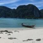 De Phi Phi-eilanden in Thailand