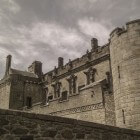 Stirling Castle in Stirling, Schotland