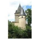 Luxemburg: Hollenfels, Ansembourg, Hunnebour en Mersch