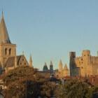 Rochester: een klein stadje in Kent, Engeland