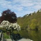 België: Bezienswaardigheden in de Ourthevallei