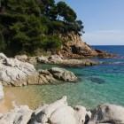 De Costa Brava, een populaire strandbestemming in Catalonië