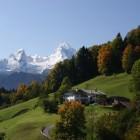 Een wandeling door Berchtesgaden