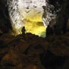 Vulkanisch Lanzarote: Cueva de los Verdes en Jameos del Agua