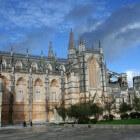 Batalha klooster in het district Leiria in Portugal