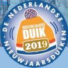 Nieuwjaarsduik op Ameland - vroegste duik van Nederland