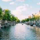 Amsterdam City Swim: zwemmen tegen ALS