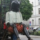 Royal De Luxe: Frans toneelgezelschap op bezoek in Antwerpen