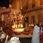 Moros Y Cristianos feesten in Spanje zijn wereldberoemd