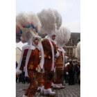 Carnaval in België: Gilles van Binche, UNESCO Werelderfgoed
