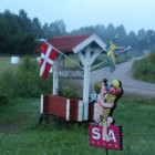 Kamperen in Zweden: Camping Alevi in Fastnäs (Värmland)