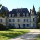 Camping Château de Chigy, prachtig domein in Bourgondië