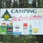Doortrekcamping La Croix d'Arles (640 km vanaf Utrecht)