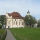 """De """"Wieskirche"""" is een kerk met een wonderlijke geschiedenis"""