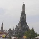Bangkok is een stad waar Oosterse mystiek te vinden is