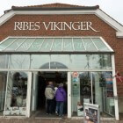 Viking Museum in stad Ribe - Museet Ribes Vikinger