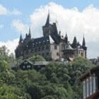 Wernigerode is een bijzonder kleurrijke stad in de Harz