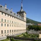 Het klooster in San Lorenzo de El Escorial