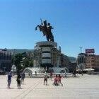 Reizen naar Skopje, hoofdstad van Macedonië