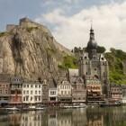 Dinant: een mooie stad in de Belgische Ardennen