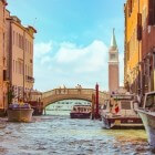 Waterstad Venetië